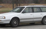 Cutlass Ciera Wagon