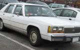 LTD Crown Victoria Sedan