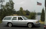 LTD Crown Victoria Wagon