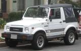 Samurai SUV