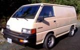 Vanwagon Minivan