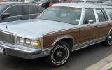 Grand Marquis Wagon