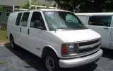 Chevy Van Classic
