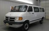 Ram Wagon Van