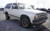 S-10 Blazer SUV