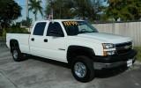 Silverado 2500HD Classic Crew Cab